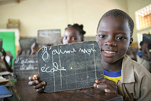As individuals contribute their voices to the post-2015 development agenda, health and education emerge as priorities.
