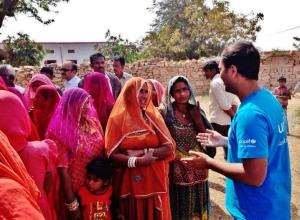My World Survey in Jodhpur, Rajasthan (India) - Saket Mani (7)