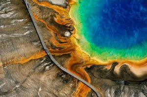 Yellowstone  / © YANN ARTHUS-BERTRAND / ALTITUDE-PHOTO.COM