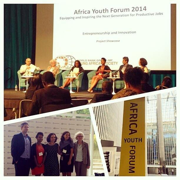 2014.07.31 World Bank Youth Forum Africa