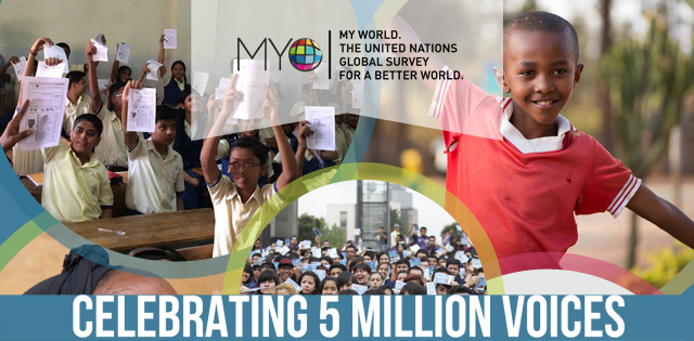 5 million voices