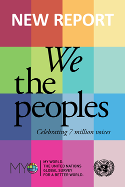 We the Peoples- Celebrating 7 million voices