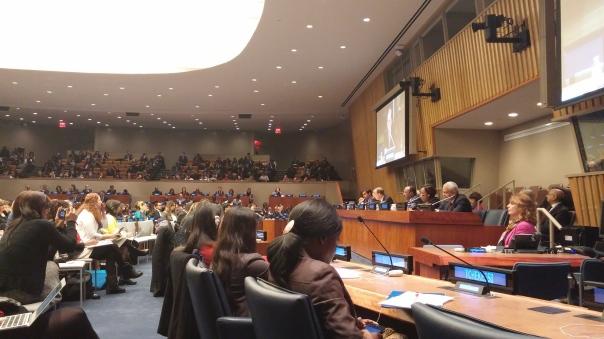 Secretary General Ban Ki-moon addresses the forum