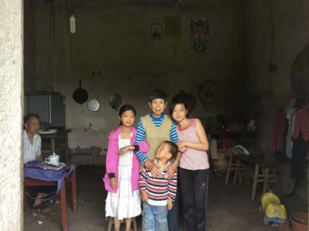 (家庭合照)Family portrait