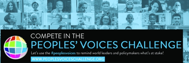 Peoples' Voices Challenge