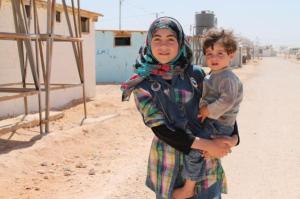 Sidra - (c) Toby Fricker UNICEF Jordan