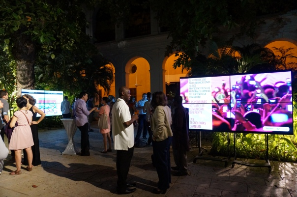 Data Playground at the Cartagena Data Festival