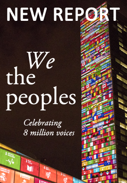 We the Peoples- Celebrating 8 million voices